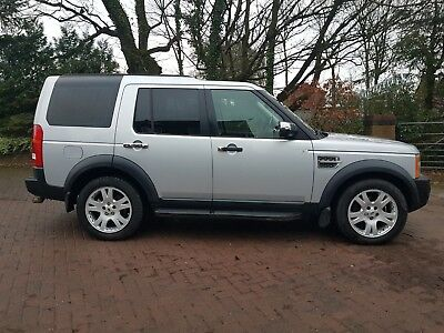 Land Rover Discovery 3,tdv6 Se, Manual,heated Leather,7 Seats,sat Nav,cruise,