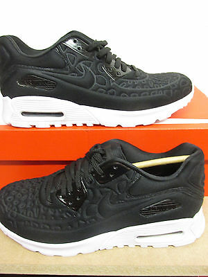 reputable site c5a52 35693 Nike Femmes Air Max 90 Ultra Peluche Basket Course 844886 001 Baskets