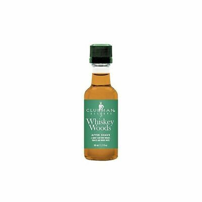 Lotion après-rasage Clubman Whisky Woods Travel 50ml PS-CB-11799