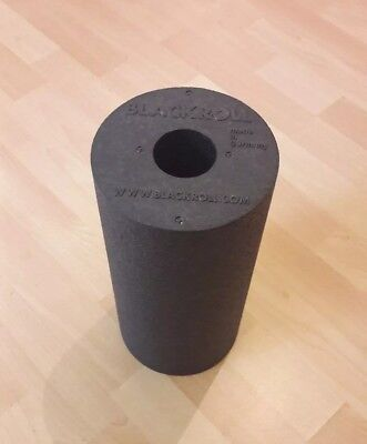 BLACKROLL Standard, Faszien-/Massagerolle - Schwarz - TOP!