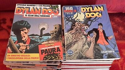 Dylan Dog Speciale 1-24 + Albi Groucho