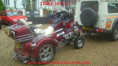 "Remorque Moto ""trike Dolly"" Neuf France 1"
