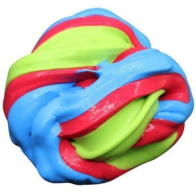 Mixed Color Slime Poke Ultra Light Cotton Clay - Multi-c
