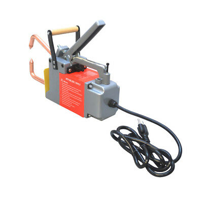 Single Phase 120V Electric Spot Welder 50% Rated Duty Cycle Metal Electrode