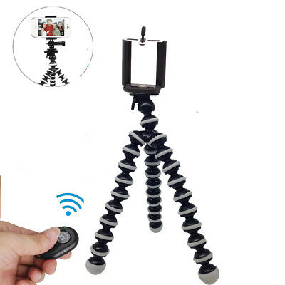 Octopus Flexible Tripod Stand Gorillapod Holder For Canon Nikon Camera GoPro 4 5