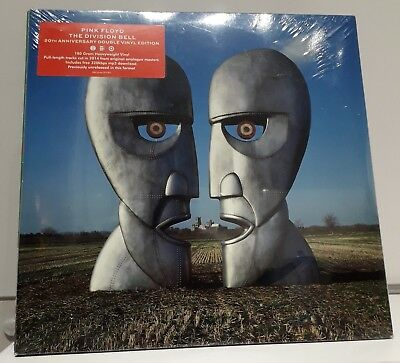 Pink Floyd The Division Bell 20Th Anniversary Edition 2 Lp