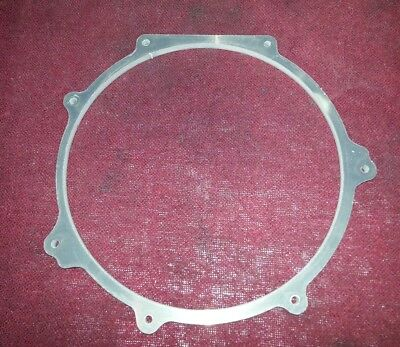 KAWASAKI KX500 2 piece clutch cover adapter ring 1988-2004