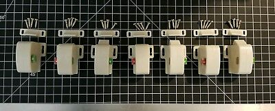 Safety 1st~Child Proof Cabinet Lock~Magnet Key Mounting Screws Lot