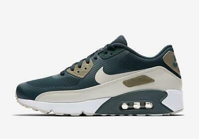 New Official Nike Air Max 90 Ultra 2.0 875695-401 Men's Breathable Running Shoes