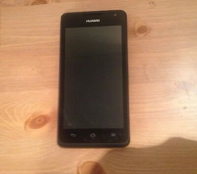Huawei Ascend smartphone (Original box headphones and charger included) unlocked