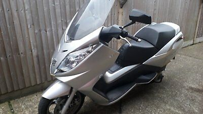 peugeot satelis scooter