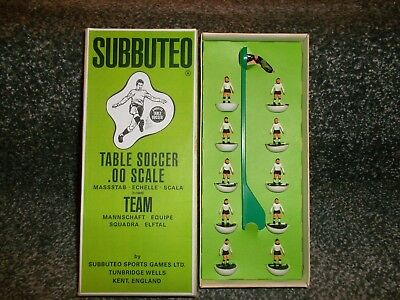 Subbuteo H/w Team. West Germany Ref 156 In  Very Good  Condition