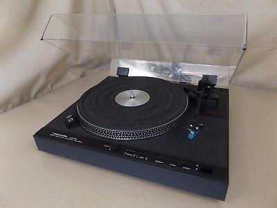 Vintage Realistic Lab-440 Direct Drive Fully Automatic Turntable Record Player