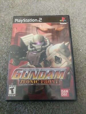 Mobile Suit Gundam Zeonic Front PlayStation 2