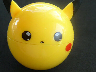 Pokeball Tobacco/Spice/Herb Crusher Pokemon Grinder 3 Piece 55MM - Pikachu