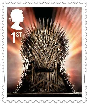 2018 SG 4049 1st NVI 'Iron Throne' SA from 'Game of Thrones'  Book of Six MB20