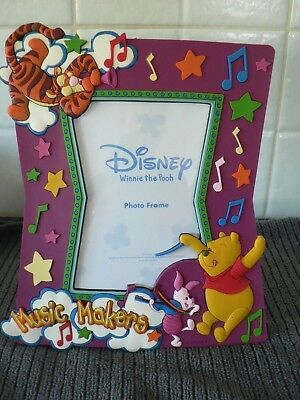 3 New Winnie The Pooh And Friends Small Photo Frames