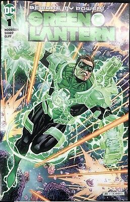 Green Lantern #1 NM 9.4 Cheung Morey Epic Comics Exclusive Variant