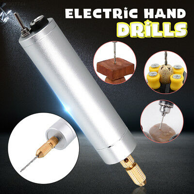 3A56 New Usseful Mini Micro Small Electric Aluminum Hand Drill PCB With Screws