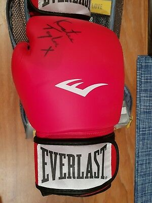 Katie Taylor Signed Autographed Boxing Gloves