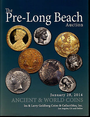 Goldberg Coins and Collectibles  Auction 78,2014.ANCIENT World Crowns and Minors