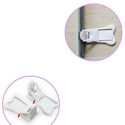 Sliding Door Lock For Child Safety Baby Proof Closets&Doors Window Locks LJ