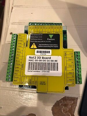 Paxton Net2 I/O Board 489-710-US