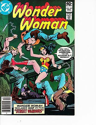 Wonder Woman  #262 (VF  8.0) Dec-1979,  DC