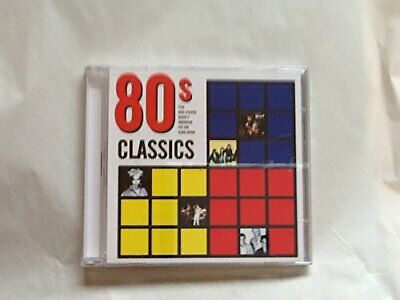 Various Artists - 80s Classics - Various Artists CD TIVG The Cheap Fast Free The