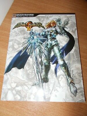 Soulcalibur Iv 4 - Le Guide Officiel Complet / Ttbe