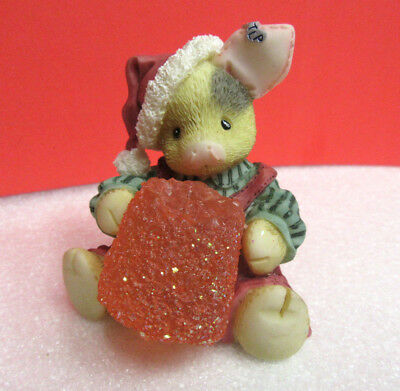 This Little Piggy SLOPPY HOLIDAYS Enesco TLP Pig Figurine
