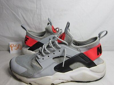 YOUTH BOYS NIKE Air Huarache Lightweight Gray Running Shoes 847569 003 Size 7 Y