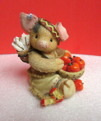 This Little Piggy I SHOULDN'T HOG ALL THESE TO MYSELF TLP Pig Enesco Figurine