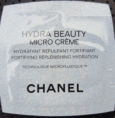 CHANEL HYDRA BEAUTY MICRO CREME 50 ml RIMPOLPANTE - SUPER COLLECTION 3 X 2!!!