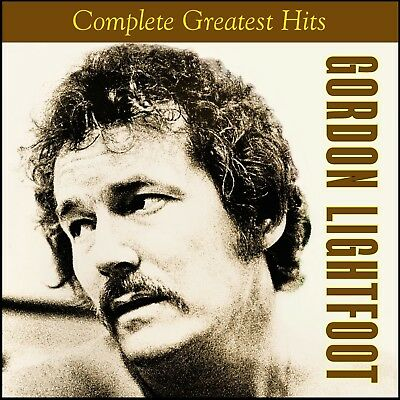 GORDON LIGHTFOOT - COMPLETE GREATEST HITS D/Remaster CD ~ THE BEST OF *NEW*