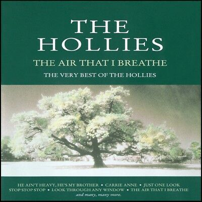 Hollies - The Air That I Breathe : The Very Best Of Cd ~ Greatest Hits *New*