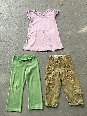 Girls Clothing Bundle Bulk Sz 2-3 - Fred Bare, Guess, Earth Child