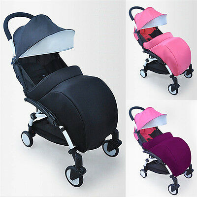 Windproof Baby Stroller Foot Muff Buggy Pram Pushchair Snuggle Cover FL