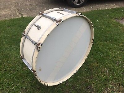 Old Used Base Drum.  (I Can Check on Postage If Interested)
