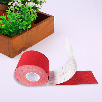07F2 Fashion 1 Roll Kinesiology Muscle Tape Athletic Elastic Therapeutic