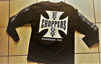 CHOPPERS Sweatshirt  absolut neuwertig
