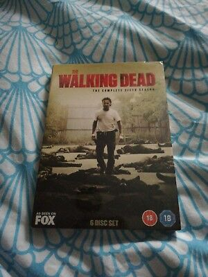 The Walking Dead - Season 6  new and sealed blu ray