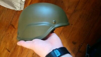 Casque Us Army Pasgt Mich 2000 spectra survivalisme
