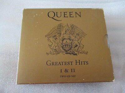 Queen Greatest Hits 1 & 2 Fat Box 2 CD -** FREE UK POSTAGE**