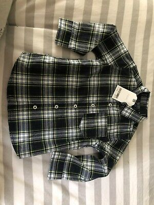 Next 18-24 Months Boys Shirt BNWT