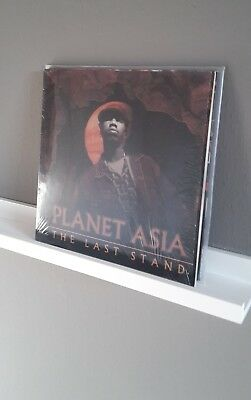 Planet Asia: The Last Stand - 2xLP