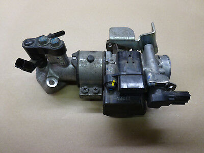 2011 Honda Pcx 125 Throttle Body And Fuel Injector