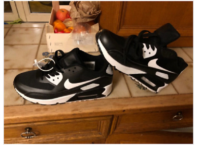 New Official Nike Air Max 90 Ultra 2.0 875695-008 Men's Breathable Running Shoes