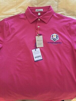 Official Ryder Cup Stretch Jersey BNWT Medium