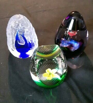 Caithness Paperweights. Ascension - Floral-Cairngome
